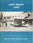 Light-Weight Cars, JG Brill Co. (Bulletin…