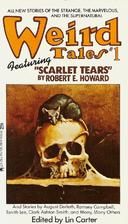 Weird Tales, No. 1 by Lin Carter