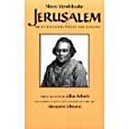 Jerusalem, and other Jewish writings by…