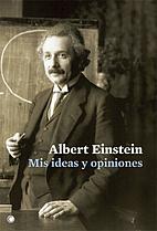Mil ideas y opiniones by Einstein