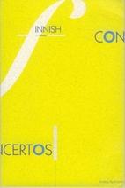 Finnish concertos by Kimmo Korhonen