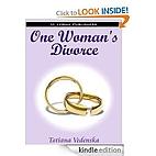One Woman's Divorce by Tatiana Vedenska