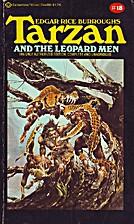 Tarzan and the Leopard Men by Edgar Rice…