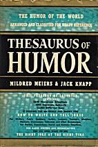 Thesaurus of Humor by Mildred Meiers