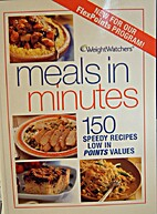 Weight Watchers Meals in Minutes Cookbook by…