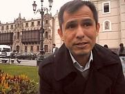 Author photo. Fernando Villegas Torres