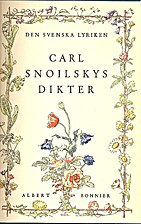 Dikter i urval by Carl Snoilsky