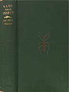 Name This Insect (Aldine Paperbacks) by Eric…