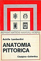 Anatomia pittorica by Achille Lombardini
