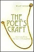 The Poet's Craft: Interviews from the New…