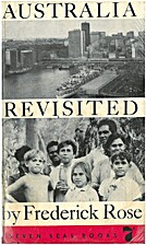 Australia Revisited by Frederick Rose