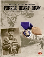 Purple Heart Draw - Battle of the Hedgegrows…