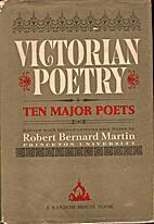 Victorian poetry; ten major poets: Tennyson,…