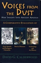 VOICES FROM THE DUST - New Insights Into…