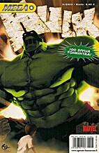 Hulk: Mega 6/2003 by Bruce Jones
