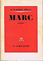 Marc by J.-M. Prigny