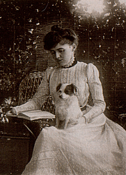 Author photo. Edith Wharton (1862–1937) was a Pulitzer Prize-winning American novelist, short story writer, and designer.