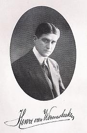 Author photo. Henri van Wermeskerken [credit: JHvW through Wikipedia]
