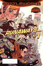 Runaways #1 by Noelle Stevenson