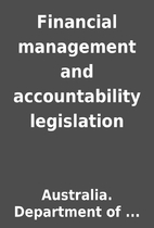 Financial management and accountability…