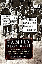 Family Properties: How the Struggle Over…