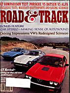 Road & Track 1981-07 (July 1981) Vol. 32 No.…