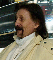 Author photo. Credit: Klaus Enslin, 2007, Stuttgart, Germany