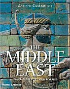 The Middle East: The Cradle of Civilization…