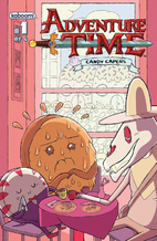 Adventure Time: Candy Capers #1 by Ananth…