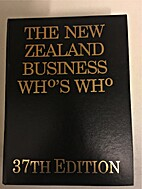 The New Zealand business who's who