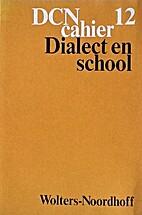 Dialect en school een beschouwing over het…