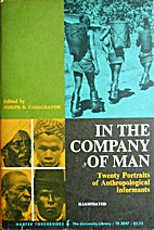 In the company of man; twenty portraits by…