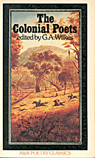 The Colonial poets by Wilkes