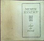 Clar de inimă by Nichita Stănescu