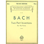 Bach: Inventions for the Piano: Czerny by…