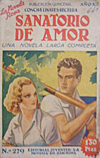 Sanatorio de amor by Concha Linares-Becerra