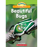 Science Vocabulary Readers: Beautiful Bugs…