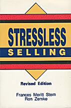 Stressless Selling by Frances Meritt Stern