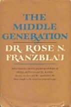 The Middle Generation by Dr. Rose N.…