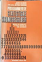 Programmerede statistiske grundbegreber by…