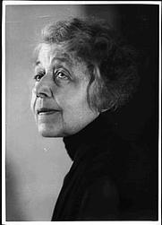 Author photo. Ricarda Huch, 1939. Image © <a href=&quot;http://www.bildarchiv.at/&quot;> ÖNB/Wien </a>