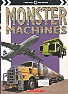 Monster Machines (Twenty4sevens) by Mike…