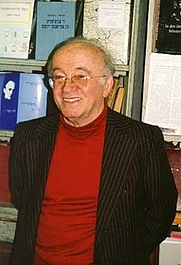 Author photo. Mordkhe Schaechter