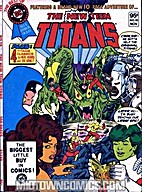 The New Teen Titans The Best of DC Blue…