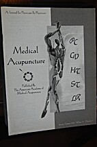 Medical Acupuncture: A Journal for…
