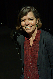 Author photo. Jenny Bornholdt. (NZatFrankfurt)