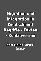 Migration und Integration in Deutschland…