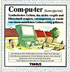 Computer. Ein fröhliches…