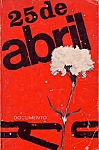 25 de Abril: documento by Casaviva Editora