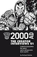 2000 AD: The Creator Interviews 01